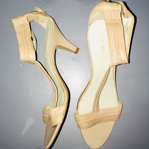 Nine West heels (small heel)